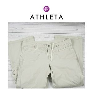Athleta Pants Boot Cut Size 14P
